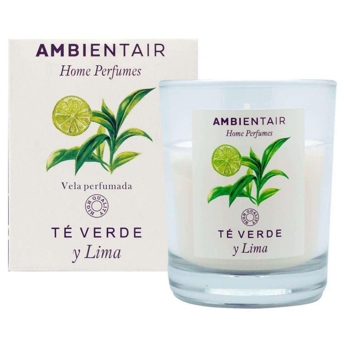 8435474410727 Vela 30 H Home Perfume Tv Estuche Y Vaso 2