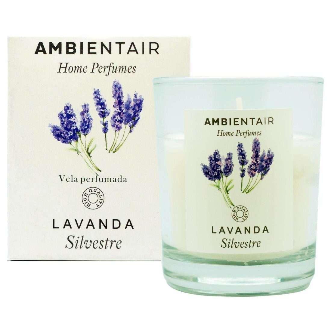 8435474410734 Vela 30 H Home Perfume Lv Estuche Y Vaso 2
