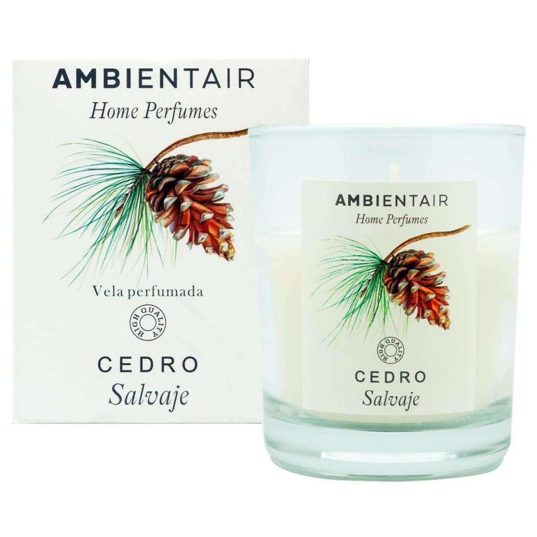 8435474413001 Vela 30 H Home Perfume Cd Estuche Y Vaso 2