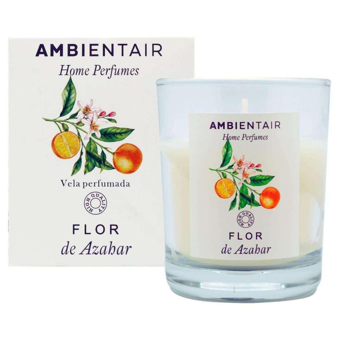 8435474423093 Vela 30 H Home Perfume Az Estuche Y Vaso 2